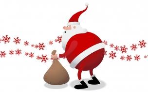 Santa Claus el gordo