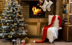 El disfraz de Papa Noel