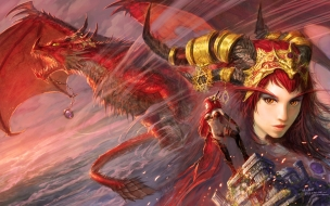 Alexstrasza y World of Warcraft
