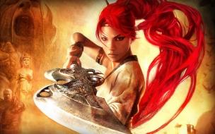 Chicas con espada