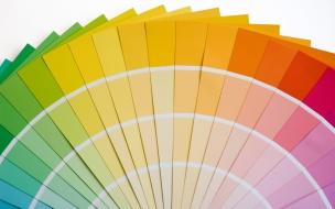 Papeles multicolor