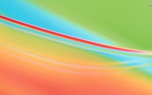 Franjas de colores