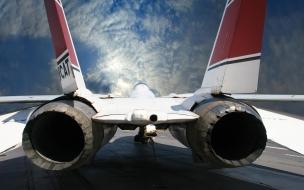 Avión Tomcat F 14