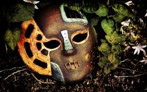 La mascara de Steampunk