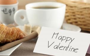 Desayuno San Valentine