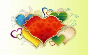 Imagen creativa de amor