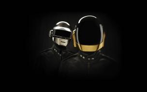 Los cascos de Daft Punk