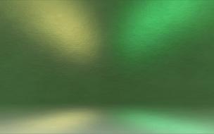 Textura abstracta en verde