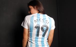 Hincha de Messi