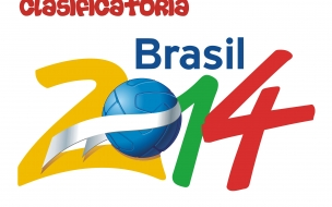 Clasificatoria Brasil 2014