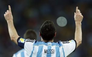 Messi y su camiseta 10