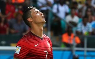 Ronaldo tras perder con Alemania