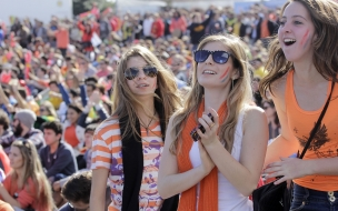 Chicas holandesas