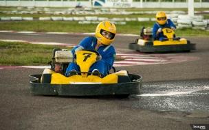 Circuito de Kart