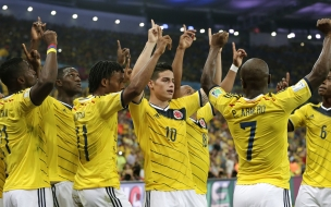 La selección Colombiana