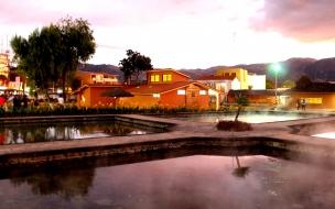 Los Baños del Inca