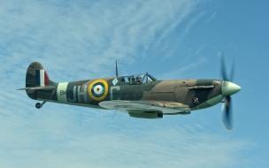 Avión Spitfire