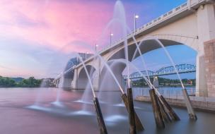Puente en Chattanooga