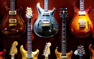 Guitarras de Rock