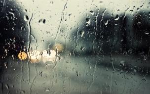 Lluvia en parabrisas