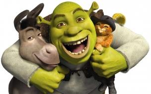Shrek y sus amigos