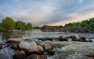 Un rio de la sierra