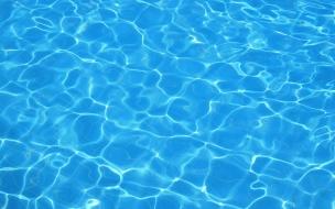 Textura de agua de piscina