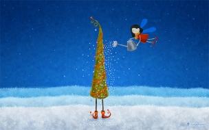 Imagenes para niños en navidad