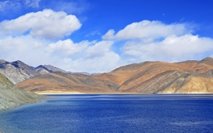 Eastern Ladakh, Jammu and Kashmir, India