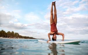 Yoga & Surf