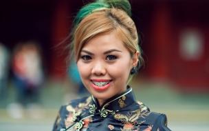 Diyana, una chica oriental