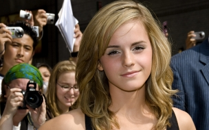 Emma Watson, sesión de fotos