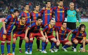 Selección del Barcelona 2015
