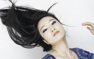 Modelos Asiáticas bellas