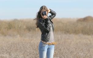 Chicas fotográfas