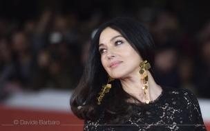 Monica Bellucci en el festival de cine