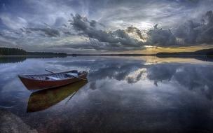 Botes en lagos