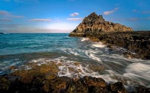 Isla de Lobos en España