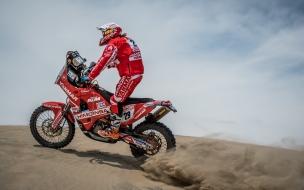 Dani Oliveras - Dakar 2018