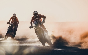 Motos en el Dakar 2018