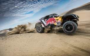 Peugeot en Dakar 2018
