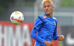 Neymar Santos FC 2018