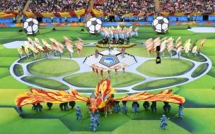 Inaguración del Mundial de Rusia 2018