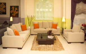 Modelo de muebles