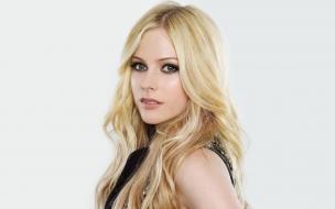 El rostro de Avril Lavigne