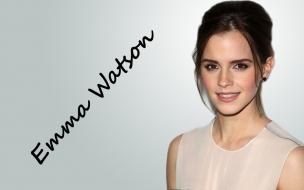 Peinado de Emma Watson