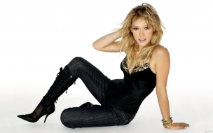 Hilary Duff rebelde