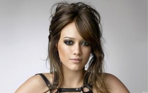 Peinado de Hilary Duff
