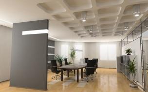Diseño de sala de reuniones