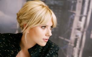 La Rubia Scarlett Johansson